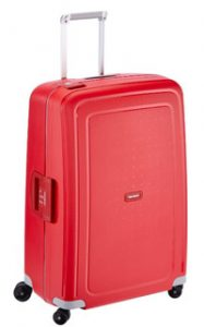 valise samsonite rouge Firelite Spinner